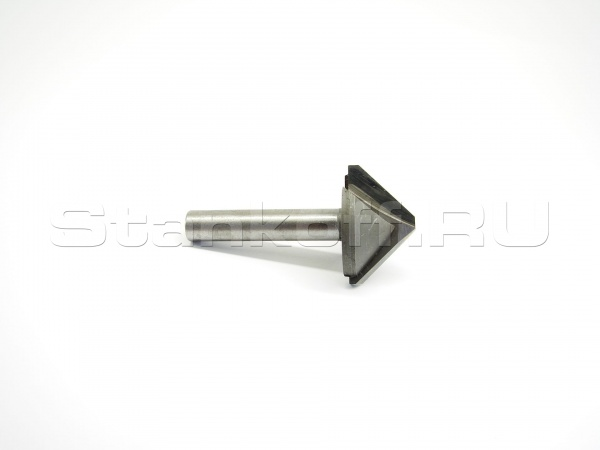Фреза V-образная конусная для съема фаски N2V622135