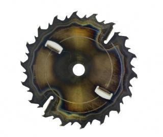 Пила дисковая 500 x 50 x 5,2/3,2 Z = 18 + 4 PI-130 SMD Series 1