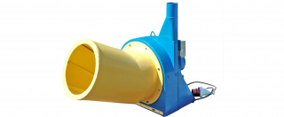 Дробилка-измельчитель сена и соломы роторная ДИР-3