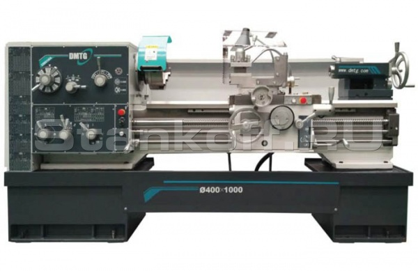 Токарно винторезный станок CDE6250A/750