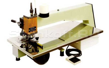 Машинка для сшивки шпона ZAG 650