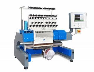 Промышленная одноголовочная вышивальная машина ZSK SPRINT 7