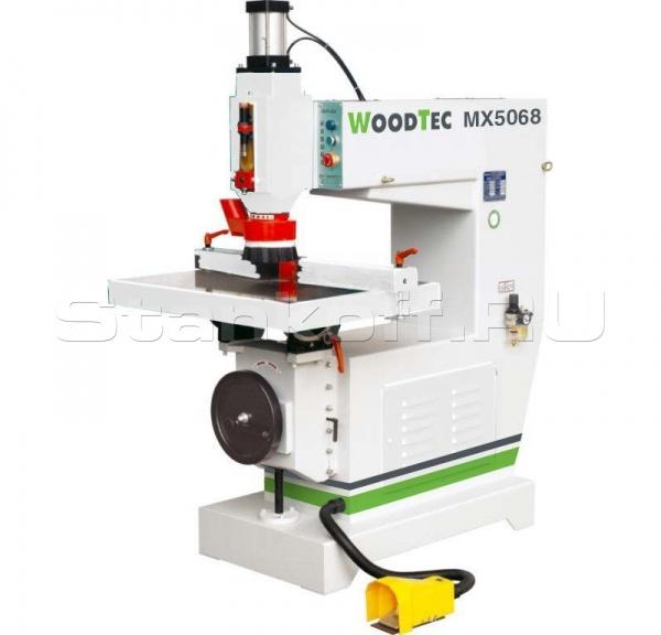 Копировально-фрезерный станок WoodTec MX5068 с верхним расположением шпинделя