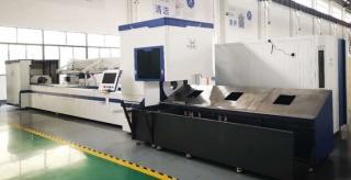 Оптоволоконный лазерный труборез QY-LCF2000-0360YII/3000 IPG