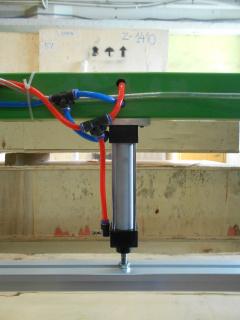 Пневмобалка на форматно-раскроечный станок PB-2800