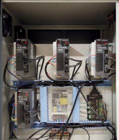 Фрезерный станок с ЧПУ LTT-2130ASD servo