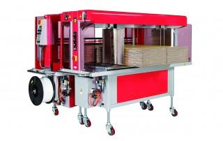 Автоматическая стреппинг машина для обвязки гофрокартона TP-702CCQ-M