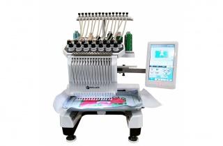 Профессиональная одноголовочная вышивальная машина VE 1500