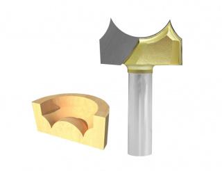 Фреза шаровая Arden A0917478 (42*30 S=12.7)
