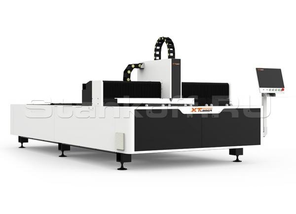 Станок оптоволоконной лазерной резки металла XTC-1530S/500 IPG