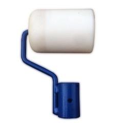 Валик для резиновой крошки капролоновый, угловой КВ-100