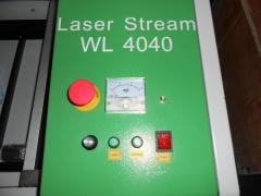 Лазерно-гравировальный станок с ЧПУ LaserStream WL 4040