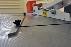 Гильотинные ножницы ручные сабельные KHS-1250