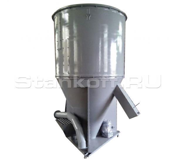 Вертикальный смеситель ВС - 3,7 Ш