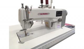 Прямострочная машина для легких и средних материалов Aurora V-1