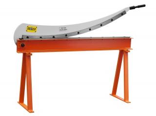 Гильотина механическая по металлу сабельного типа HS-500