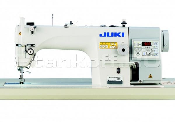 Прямострочная швейная машина JUKI DDL-900B-HNBN