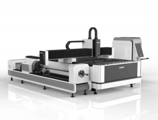 Лазерный станок для резки листового металла и труб LF3015LNR/3000 IPG