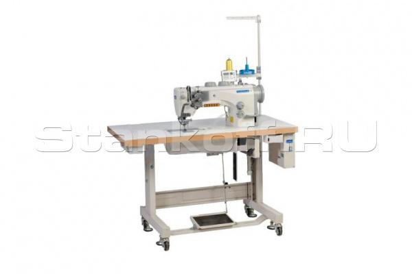 Прямострочная промышленная швейная машина Garudan GF-137-448MH/L33/RC