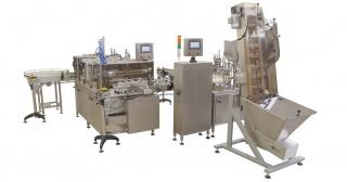 Автомат вакуумной закрутки крышки twist-off АДНК 39 ВЗТ
