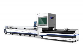 Оптоволоконный лазерный станок для резки труб TC-T220/3000 IPG