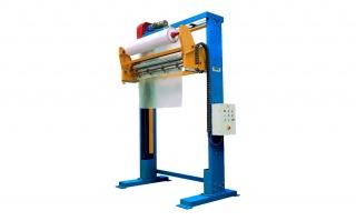 Автоматическая машина для упаковки паллет в термоусадочную пленку AT05