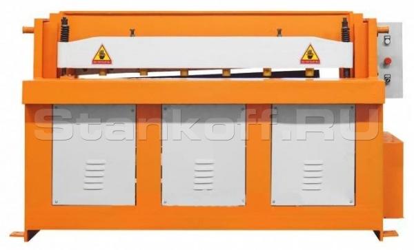 Гильотина электромеханическая SBJB 2x1300