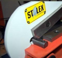 Гильотинные ножницы ручные сабельного типа HS-800