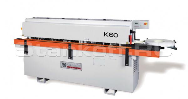 Автоматический кромкооблицовочный станок К60