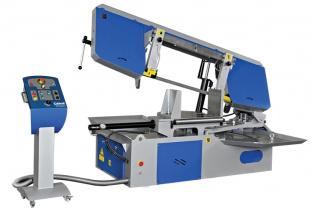 Станок ленточнопильный полуавтоматический CUTERAL PSM 420/600 M