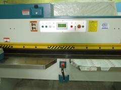 Гидравлическая гильотина для резки шпона MDQ310