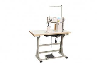 Двухигольная колонковая промышленная швейная машина Garudan GP-2230-443MH