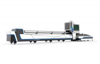 Оптоволоконный лазерный труборезный станок тяжелой серии TC-T220/2000 IPG