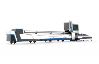 Волоконный лазерный станок для резки труб TC-T220/1000 Raycus