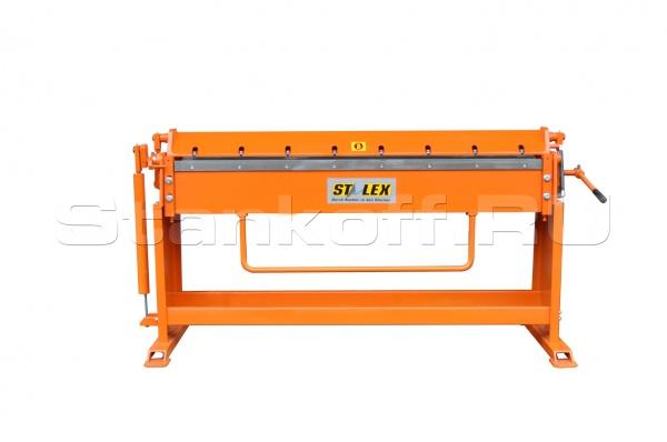 Ручной листогиб Stalex 1500/1,2