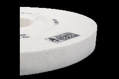 Круг шлифовальный по металлу 200x19x31,75A35A80I8V84 40m/s (JPSG-1020AH) белый