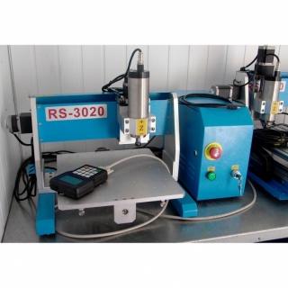 Настольный фрезерно-гравировальный станок RS-3020