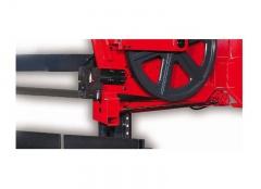 Полуавтоматический двухколонный ленточнопильный станок KMT 500 KSA