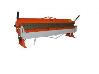 Станок листогибочный ручной сегментный W1.5x1260A