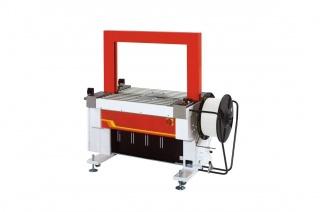 Стреппинг-машина с приводным роликовым конвейером для широких ПП лент TP-601A