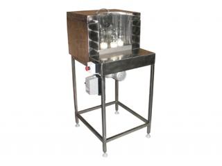 Установка мойки и стерилизации банок (для бутылок) ИПКС-124Б(Н)