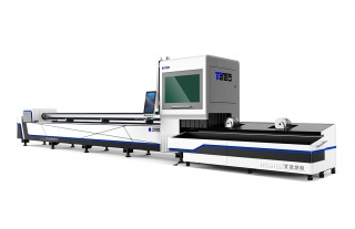 Оптоволоконный лазерный станок для резки труб TC-T220/1000 IPG