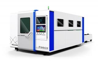 Оптоволоконный лазер для резки металла закрытого типа TC-P3015/4000 IPG