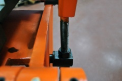 Станок листогибочный ручной сегментный W2.0x2540A