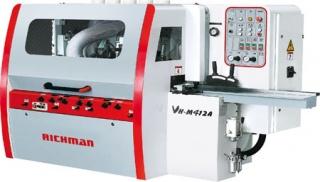 Четырехсторонний станок Richman VH-M415