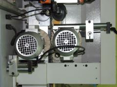 Кромкооблицовочный автоматический станок MFB600