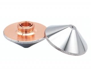 Оригинальное двойное сопло 1 мм Worthing WSX CT-S-10 для оптоволоконного лазера