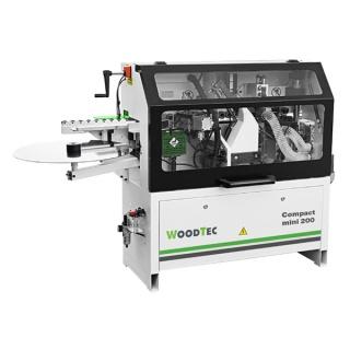 Станок для облицовывания кромок WoodTec Compact mini 200