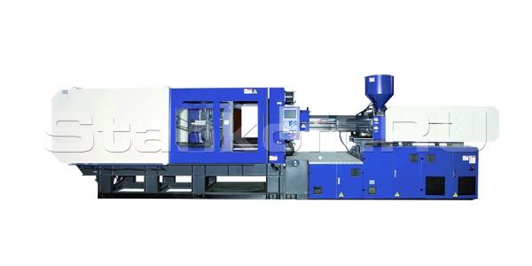 Гидравлический коленно-рычажной термопластавтомат ТПА  MA1700 Ⅱ/580h