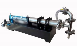 Поршневой дозатор для розлива жидких и густых продуктов F-1000 Pro
